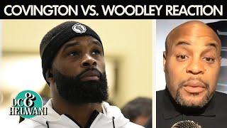 Tyron Woodley seemed lost vs. Colby Covington – Daniel Cormier | ESPN MMA