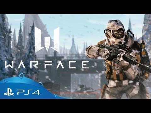 Warface | Cold Peak-trailer | PS4