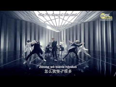 [EXOTICSUBS] Overdose MV (Chinese ver.) - EXO-M {ENG SUB}
