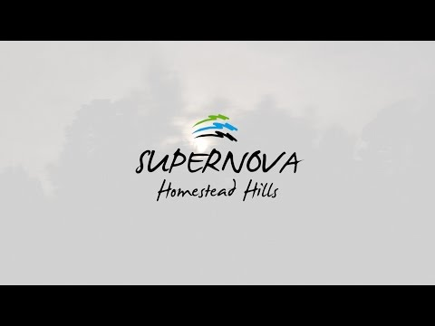 Homestead Hills Supernova 2016