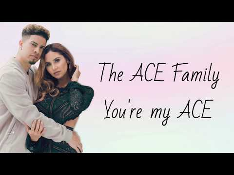THE ACE FAMILY - YOU'RE MY ACE LYRICS