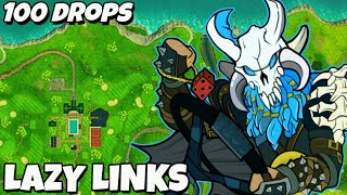 100 Drops - [Lazy Links]