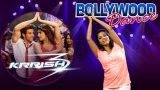 """""""Raghupati Raghav""""    Dance Steps Part 1    Krrish 3"""