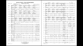 Rock, Roll and Remember (Salute to Dick Clark) arr. Ted Ricketts