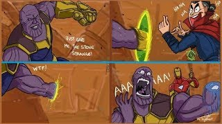 Things marvel fans will find funny 4 (Infinity war edition)