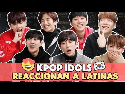 ¿Qué piensan los Idols Coreanos de las Latinas? | Hablemos de Doramas ft BOYS24 DIA Stage