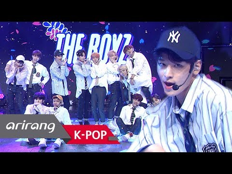 [Simply K-Pop] THE BOYZ(더보이즈) _ Bloom Bloom _ Ep.361 _ 051019