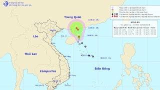 Tin Bão Mới Nhất: Diễn Biến Khó Lường Về Cơn áp Thấp Nhiệt đới Trên Biển Đông