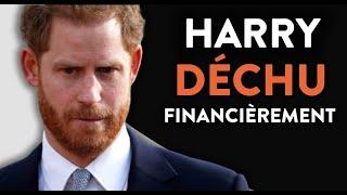 Prince Harry, le vrai prix de sa liberté financière !