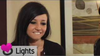 Lights Interview with CHICTINI (Singer / Songwriter - Warner Bros Records)
