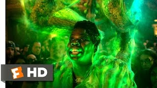 Ghostbusters (2016) - Heavy Metal Demon Scene (7/10) | Movieclips