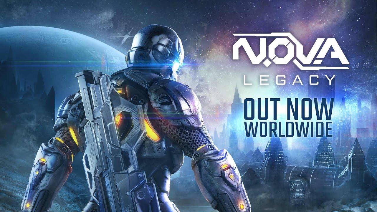 Играй N.O.V.A. — Наследие На ПК 2