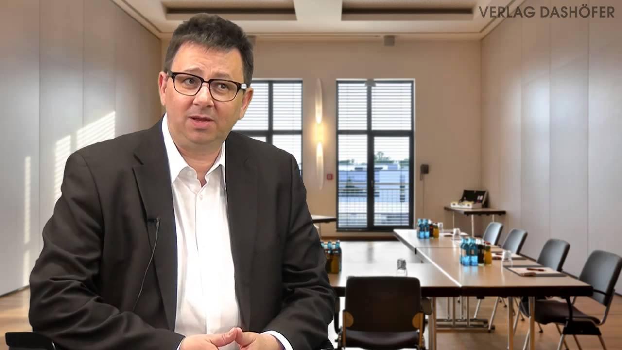 Video zum Seminar Praxiswissen Betriebsverfassung für Arbeitgeber