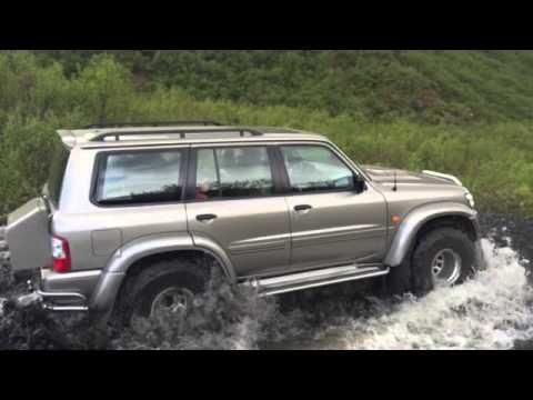 Discover Thorsmork adventure 4x4 Super Jeep tour
