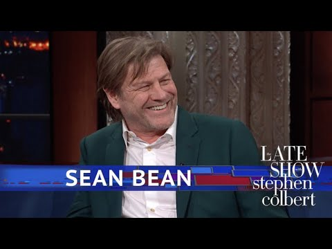 Sean Bean's 'Lord Of The Rings' Face Will Live In Infamy