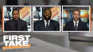 First Take reacts to Seahawks breaking Eagles 9-game win streak   First Take   ESPN
