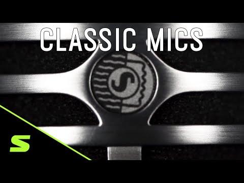 Vidéo Shure Classic Microphones I Super55
