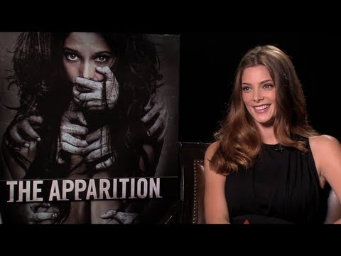 Ashley Greene Interview: THE APPARITION - YouTube