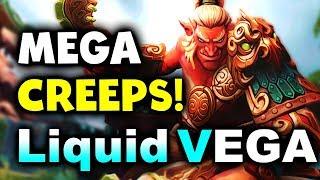 LIQUID Vs VEGA - MEGA TROLL GAME OF THROWS! - DreamLeague 8 MAJOR DOTA 2