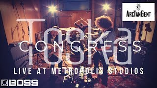 CONGRESS | Toska Live At Metropolis Studios | BOSS & ArcTanGent