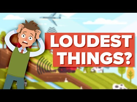 Loudest Things a Person Can Hear - What Will Make You Deaf?