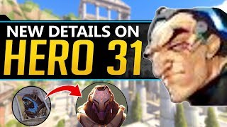 Overwatch NEW Hero 31 Sigma Details - Story, Origin Hints and more!