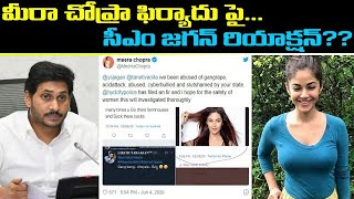 Jr NTR fans: Meera Chopra brings before CM YS Jagan about..