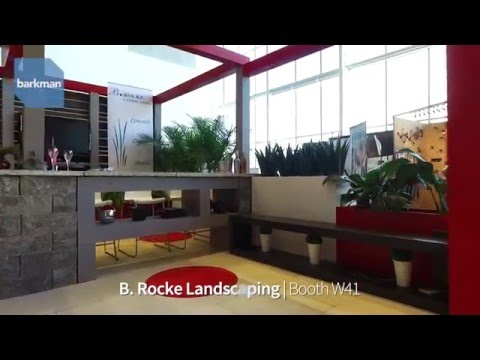 B. Rocke's Home and Garden Show Booth 2016
