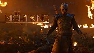 Game Of Thrones - Night King Tribute 4K ᴴᴰ