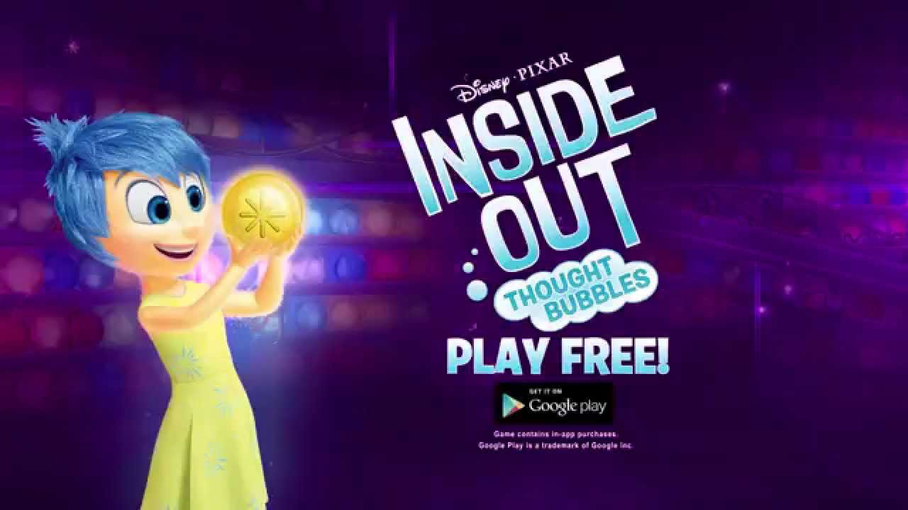 Играй Inside Out Tought Bubble На ПК 2