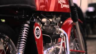The Royal Enfield Continental GT Story - Heritage