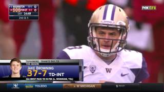 2016 #6 Washington vs. Washington State (HD)