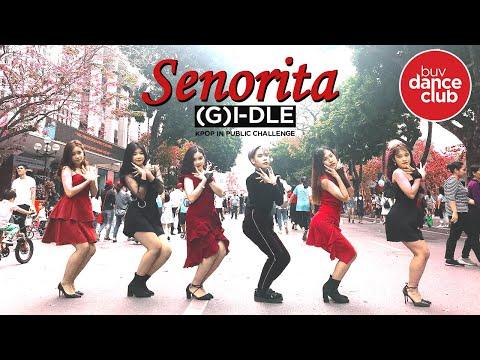 [1theK Dance Cover Contest][KPOP IN PUBLIC CHALLENGE] (G)I-DLE _SENORITA by BUV Dance Club | Vietnam