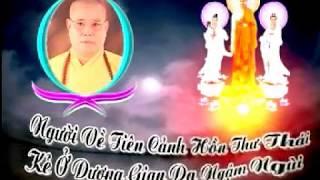Đám tang cố thượng toa Thiện An vĩnh thuận