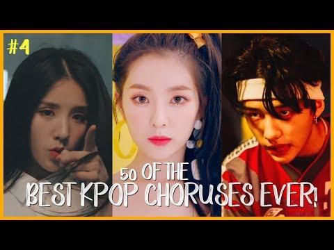 50 of the BEST KPop Choruses EVER! #4