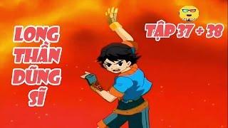 Cartoons: Long spirit courage part 1-Episode 37 + 38 | Cartoon Warrior