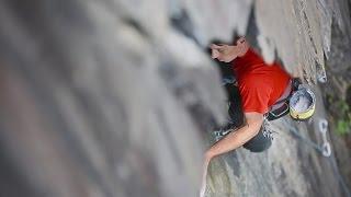 Alex Honnold's Welsh slate climbing experience