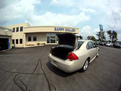 2012 Chevrolet Impala P8961