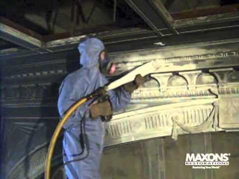 Dry Ice Blasting - Fire & Smoke Damage
