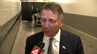 Ken Holland reacts to Steve Yzerman returning to Detroit Red Wings