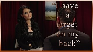 Paige describes her journey to the Divas Championship and hints at the future
