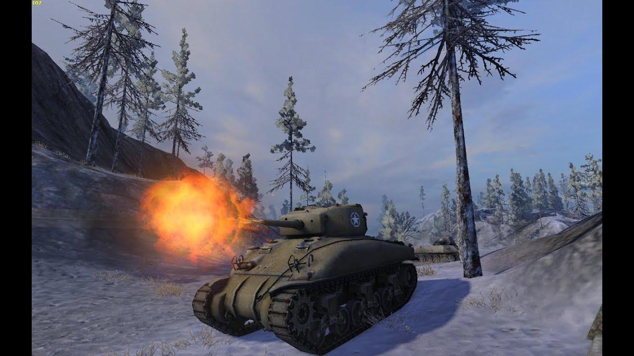 Episodes: №1 - M4 Sherman