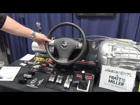 AWESOME! - Corvette Paddle Shifter - NEW*