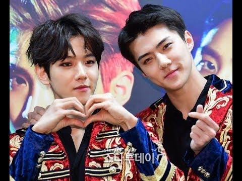 EXO-K Baby (SEBAEK BAEKHUN LOVE MOMENT)