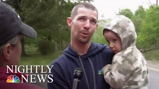 Deadly East Coast Storm Causes Destruction, Cuts Off Power   NBC Nightly News