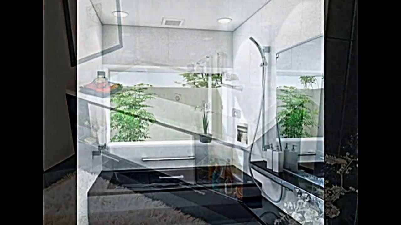 15 ideen f r kleines bad design platzsparende badewanne. Black Bedroom Furniture Sets. Home Design Ideas