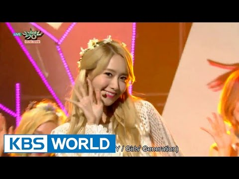 Girls' Generation (소녀시대) - PARTY [Music Bank HOT Stage / 2015.07.24]
