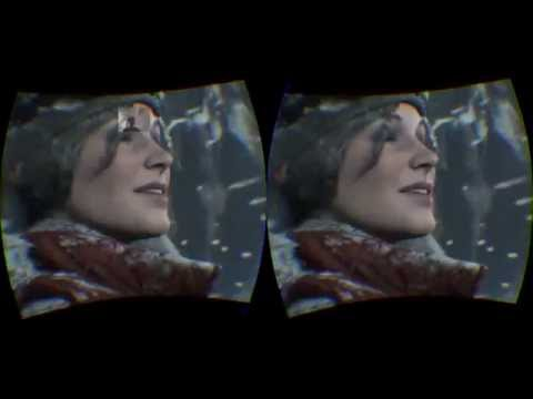 Rise of The Tomb Raider VR : Xbox One Oculus Rift Windows 10 Dual Head trackers pt 1