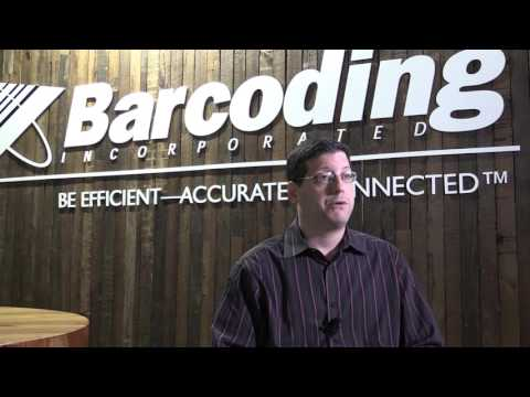 What are different types of tracking software Barcoding, Inc. provides?