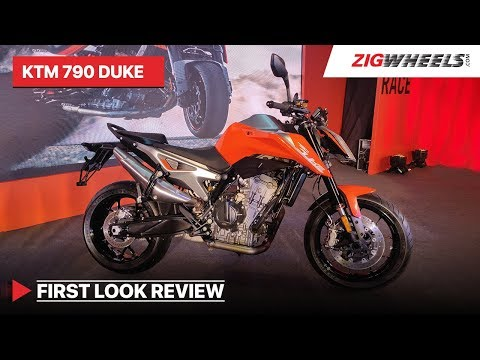 KTM 790 Duke First Look, Specifications, Price, Features, Rivals & More in Detail